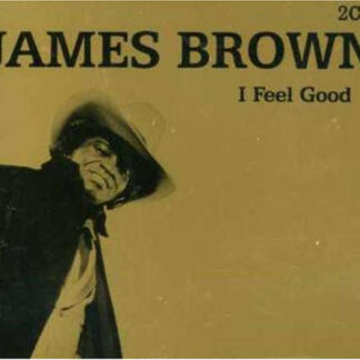 James Brown - I Feel Good (2xCD, Comp)