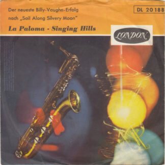 Billy Vaughn Orchestra* - La Paloma (7