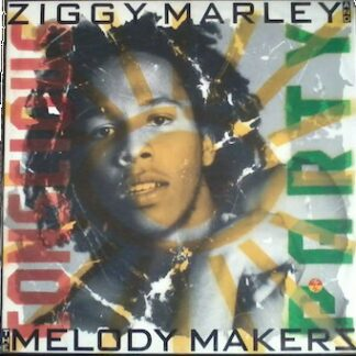 Ziggy Marley And The Melody Makers - Conscious Party (LP, Album)