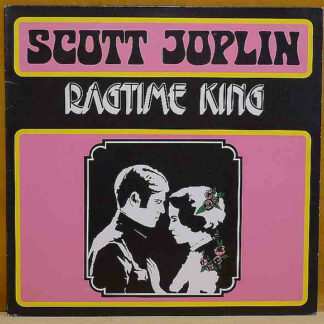 Scott Joplin - Ragtime King (LP)