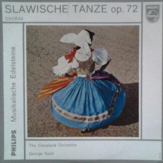 Dvořák*, The Cleveland Orchestra, George Szell - Slawische Tänze Op. 72 (7