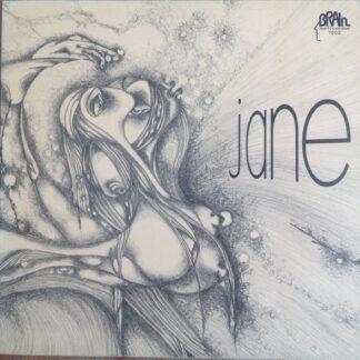 Jane - Together (LP, Album, Met)