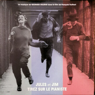 Georges Delerue - Jules et Jim / Tirez sur le pianiste (LP, Album)