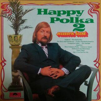 James Last - Happy Polka 2 (LP, Album, Club)