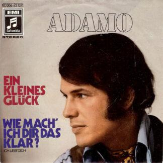 Adamo - Ein Kleines Glück / Wie Mach' Ich Dir Das Klar? (Ich Lieb' Dich) (7