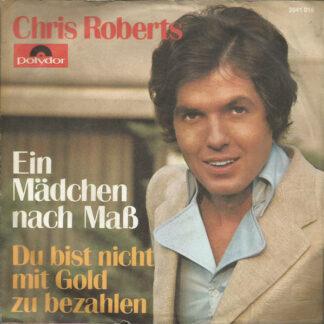 Chris Roberts - Ein Mädchen Nach Maß  (7