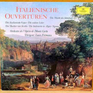 Various - Italienische Ouverturen  (LP)