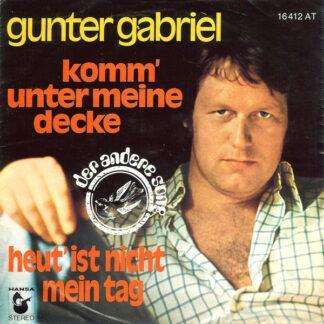 Gunter Gabriel - Komm' Unter Meine Decke (7