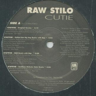 Raw Stilo - Cutie (12