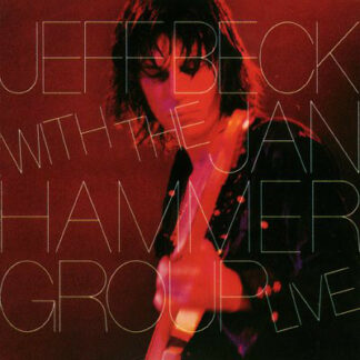Jeff Beck With The Jan Hammer Group - Live (LP, Album)