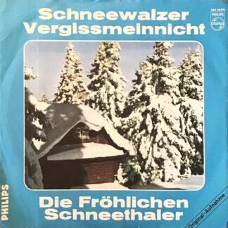 Die Fröhlichen Schneethaler - Schneewalzer (7