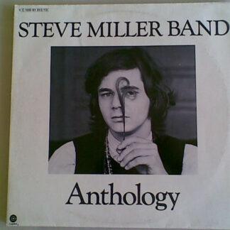 Steve Miller Band - Anthology (2xLP, Comp, RE, Gat)