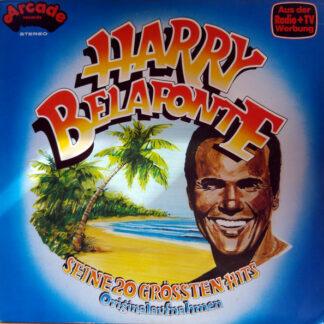 Harry Belafonte - Seine 20 Grössten Hits (Originalaufnahmen) (LP, Comp)