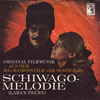 Maurice Jarre - Schiwago-Melodie (Lara's Theme) (7