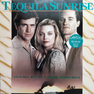 Various - Tequila Sunrise - Original Motion Picture Soundtrack (LP, Comp)