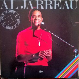 Al Jarreau - Look To The Rainbow - Live In Europe (2xLP, Album, RE)