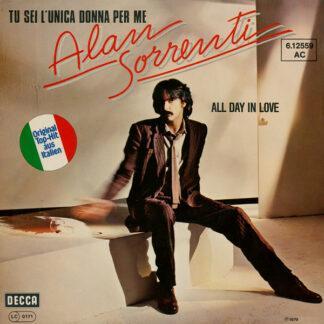 Alan Sorrenti - Tu Sei L'unica Donna Per Me (7