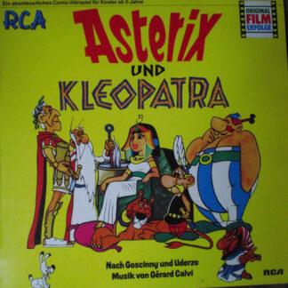 Goscinny* / Uderzo* - Gérard Calvi - Asterix Und Kleopatra (LP, Album)