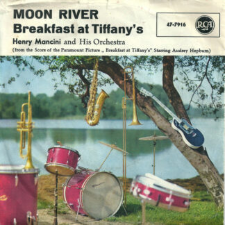 Henry Mancini And His Orchestra - Moon River / Breakfast At Tiffany's (7