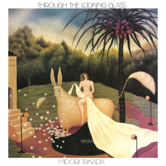 Midori Takada - Through The Looking Glass (LP, Album, RE)
